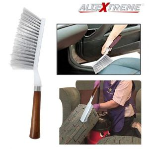 Cleaning Brush with Hard & Long Bristles  (Color may vary)