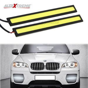 Pair of Ultra Bright Daytime Running Lights LED for Cars