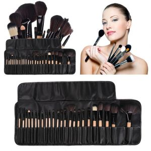 Zureni Professional Makeup Brush Kit - 24 Pcs