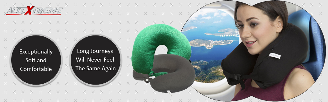 Seeking for the Best Travel Companion? Try Travel Neck Pillow!