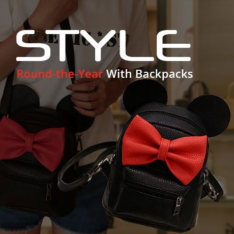 Style - Round the year With backpacks