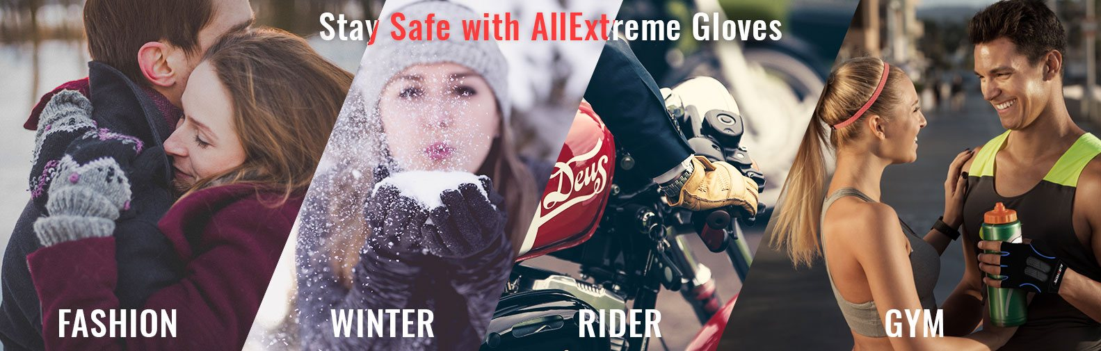 Stay Safe with AllExtreme Gloves