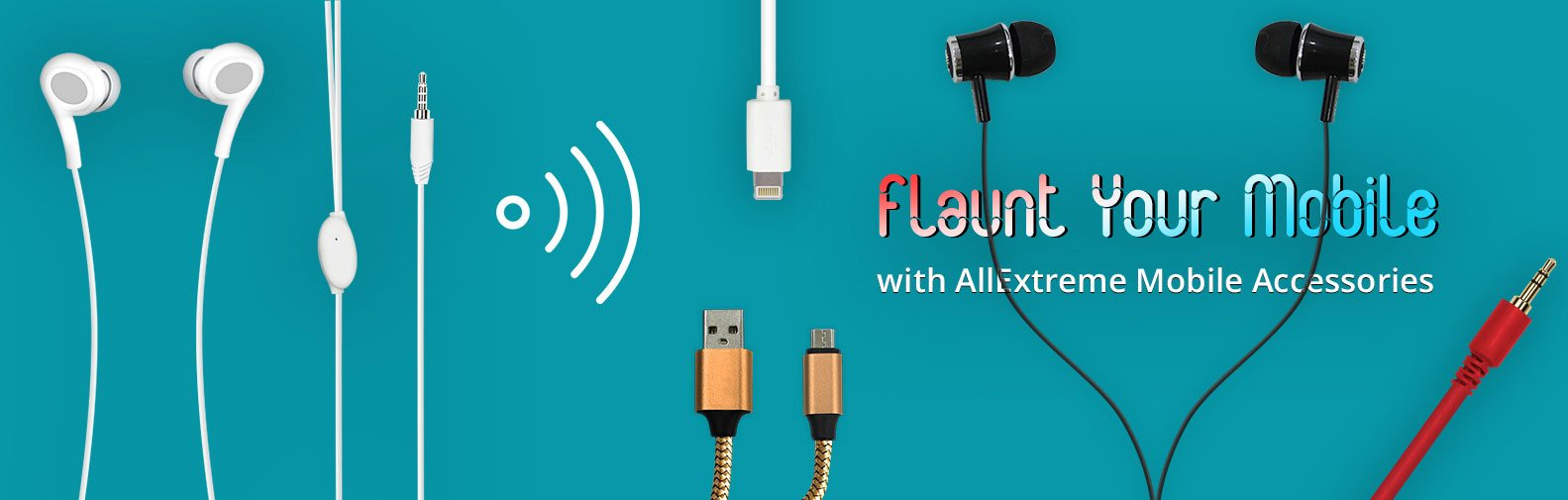 Flaunt Your Mobile with AllExtreme Mobile Accessories
